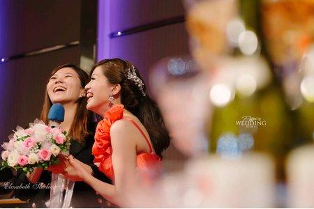 新娘瑜珊結婚宴