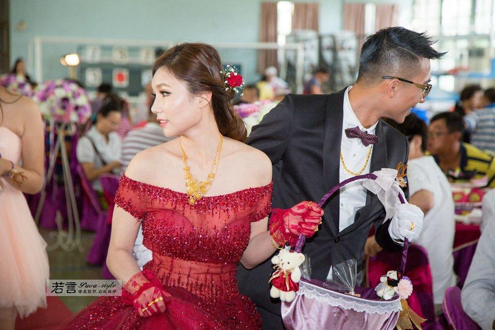 (編號:262763) - 若言新娘秘書韓式妝髮 - 結婚吧一站式婚禮服務平台