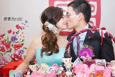 新娘(林小枝)結婚宴
