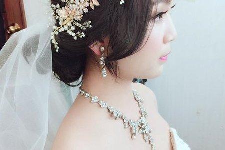 新娘柔中結婚宴