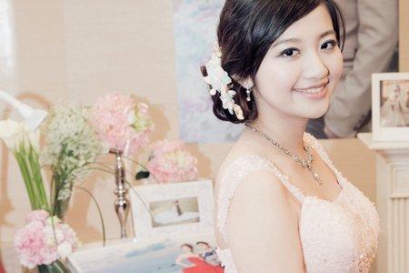 新娘韋韋結婚宴