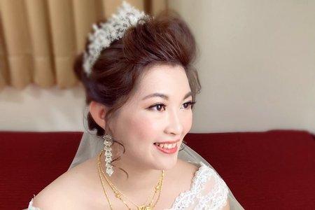 新娘雅瑋歸寧+結婚宴