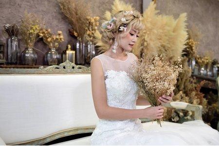 新娘精選造型