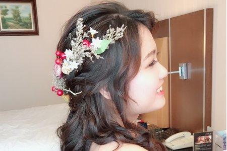 新娘傅傅婚宴