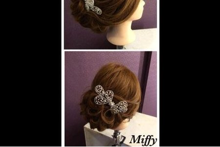 髮型創作 新娘秘書