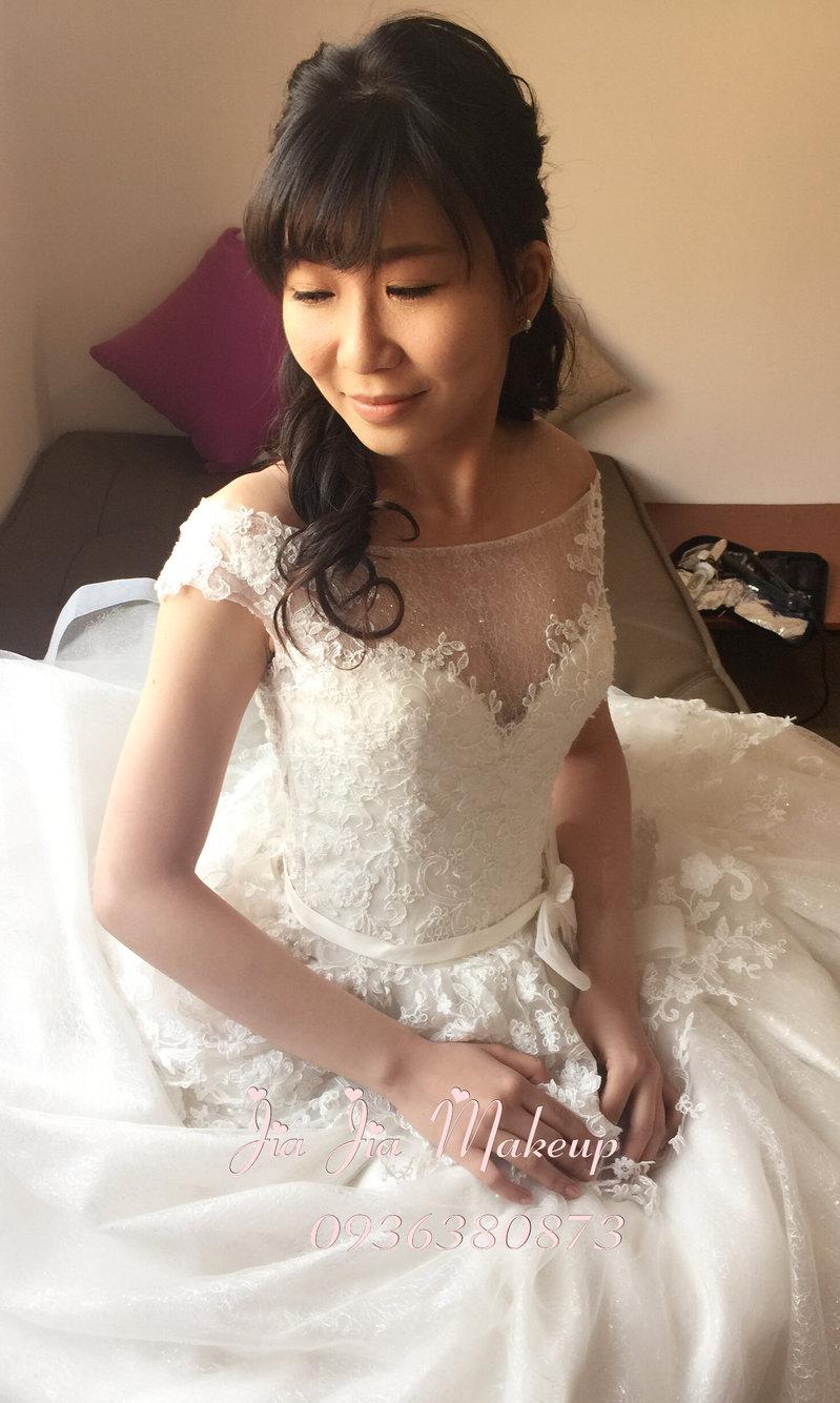嘉嘉Jia 新娘秘書作品