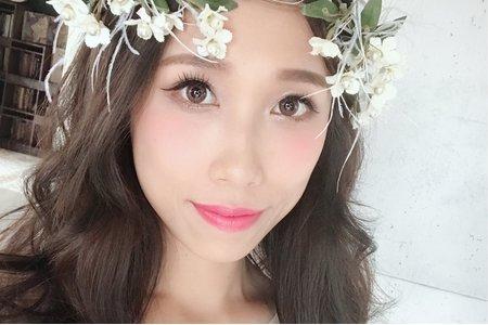 [小香-Abby] 新娘造型 婚紗造型