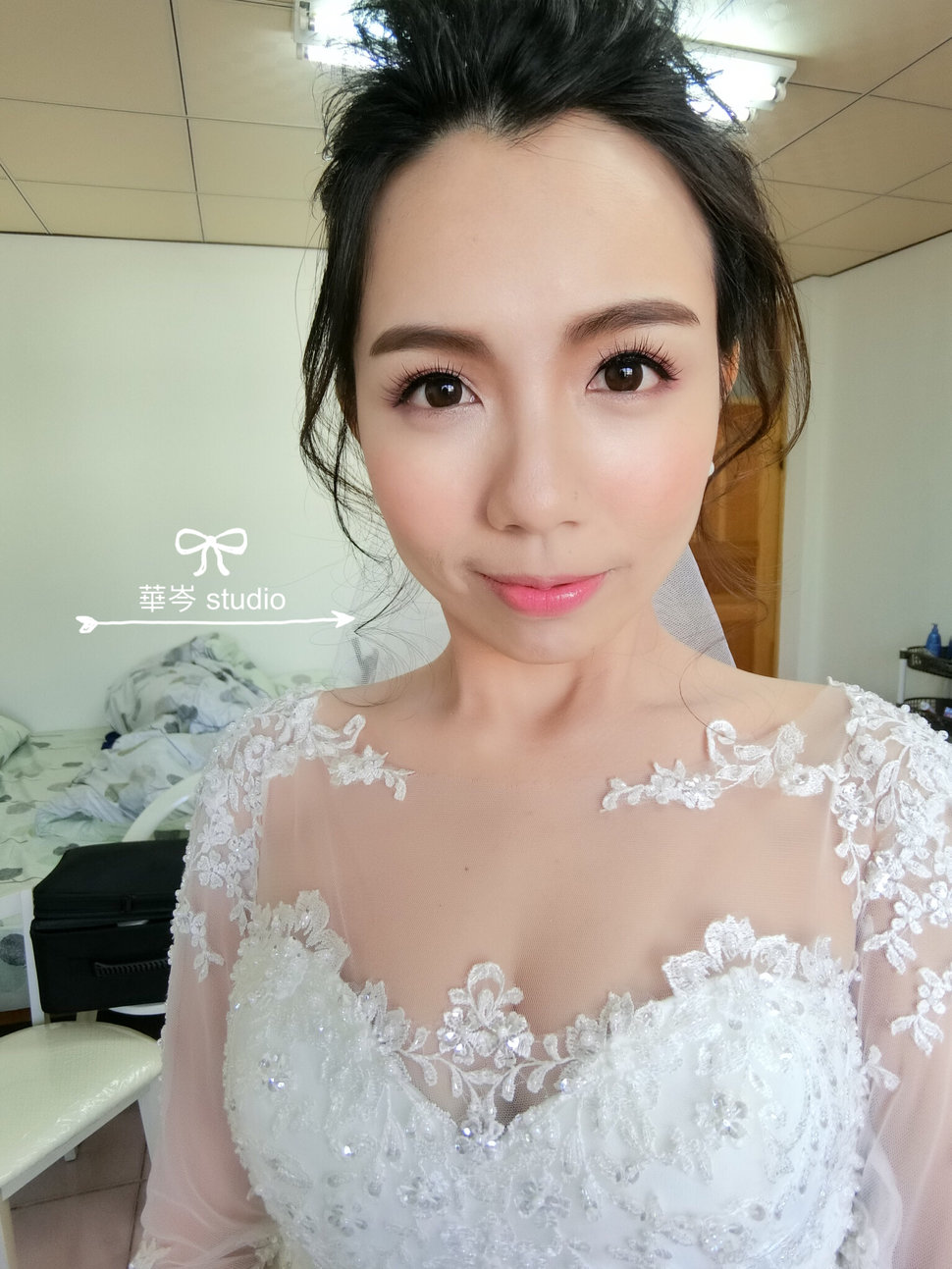 IMG_0685 - 華岑Zoey MakeUp Stylis - 結婚吧