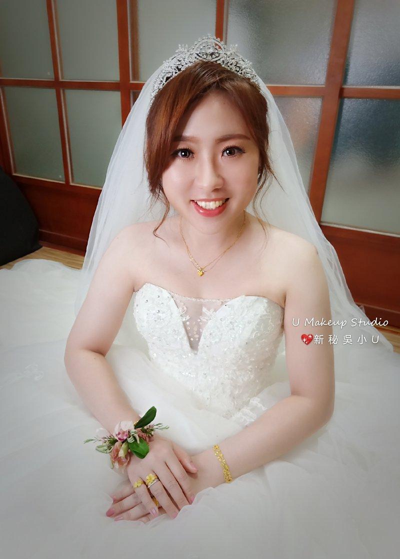 嘉義新秘 嘉義新娘秘書-結婚進場造型