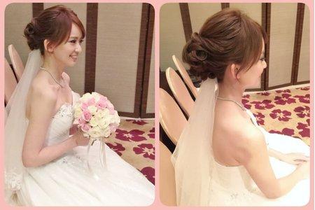 優雅氣質~晶華飯店訂結婚宴