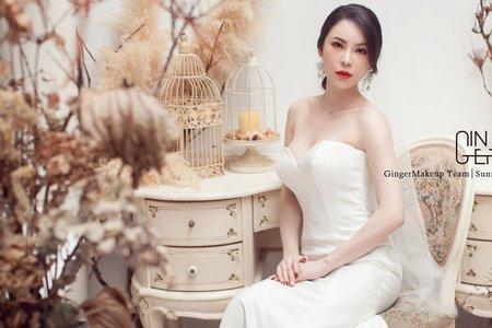 團隊老師-SUNNY新娘秘書造型方案