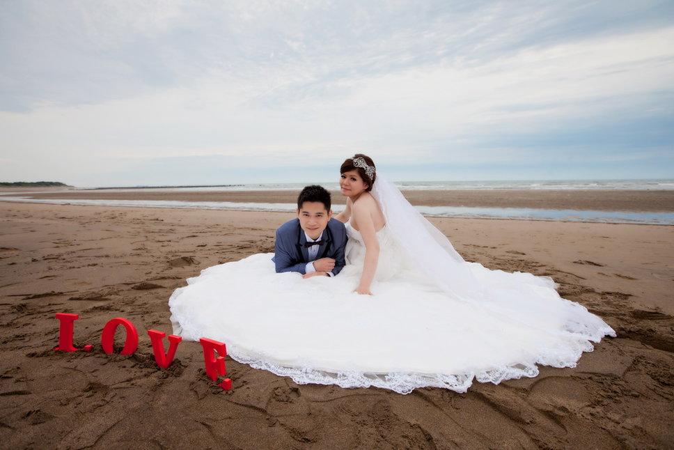 永益&汶芸 春之嫁衣(編號:433392) - 春之嫁衣精緻婚紗 - 結婚吧一站式婚禮服務平台