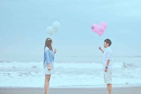 on amour: Abby&Huang