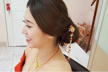 Dora makeup-apple定結喜宴