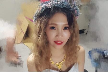Dora makeup- 舒寧囍宴
