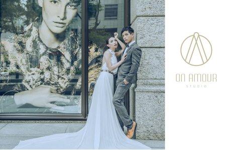 On Amour : 凱維&小滋