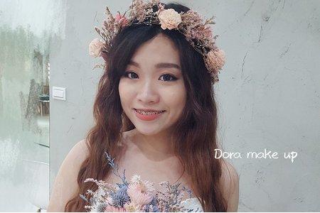 Dora makup-萱