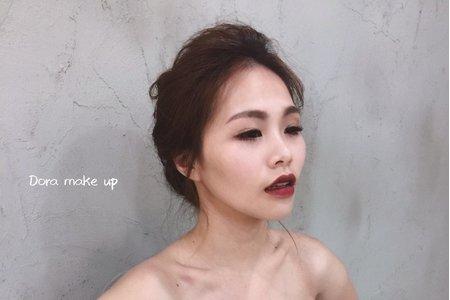 Dora makeup- 筌