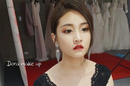 Dora makeup-小瑜