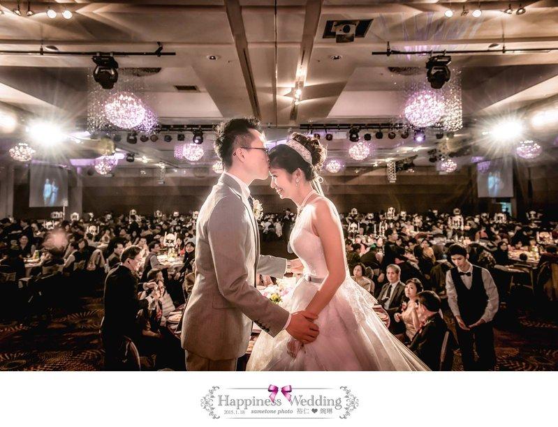 同調写真の婚禮紀實| 單儀式/單宴客作品