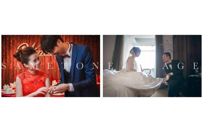 [同調婚禮紀實]A方案/儀式拍攝方案