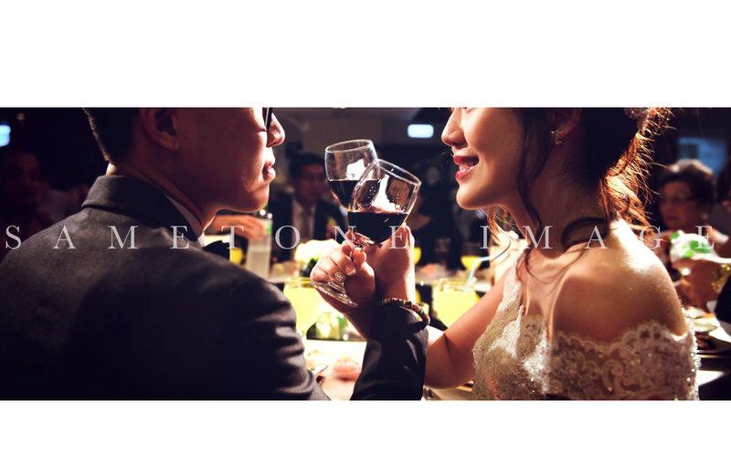 [同調婚禮紀實]B方案/宴客拍攝方案