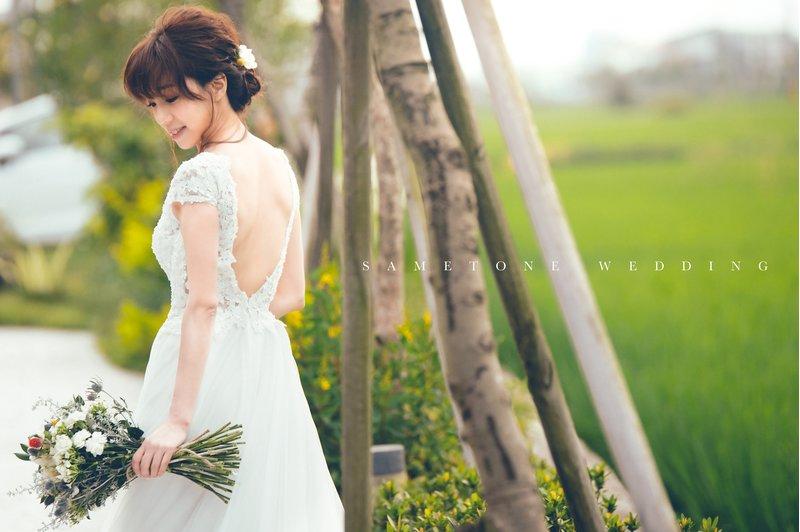 稻田邊類婚紗
