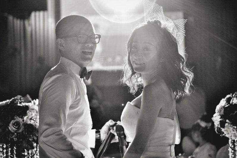 唯樂攝影工坊-婚禮紀錄作品