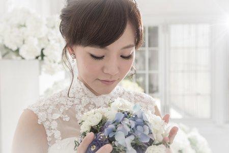 Yvette 瑩榛-髮型&彩妝