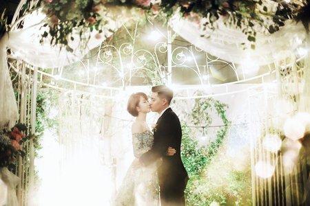 婚攝 |婚禮紀錄 啟竣&璦琳 (Manor De Cana 珈拿莊園)