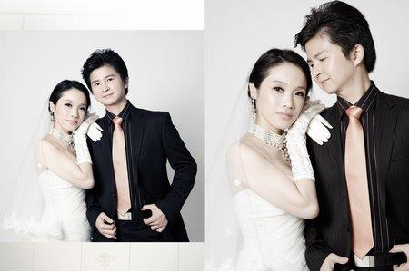 小貝與皓威~自助婚紗 婚紗外拍 化妝彩妝整體造型