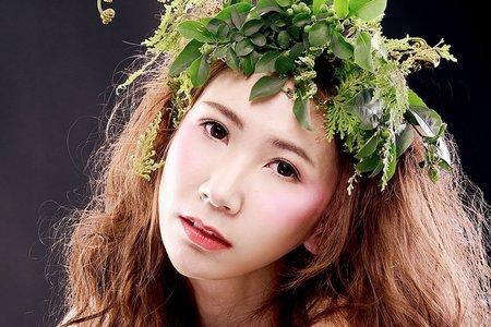 春酒 尾牙 萬聖PARTY特殊彩妝造型類