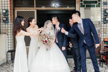 I LANG&ABBIE迎娶晚宴婚禮紀錄