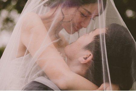 Diana Su  Wedding dress