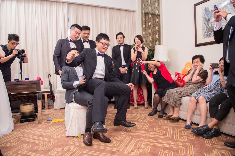 [台北婚攝] 文訂迎娶儀式_台北圓山大飯店_(編號:431802) - LoveStoryAllen IMAGE - 結婚吧一站式婚禮服務平台