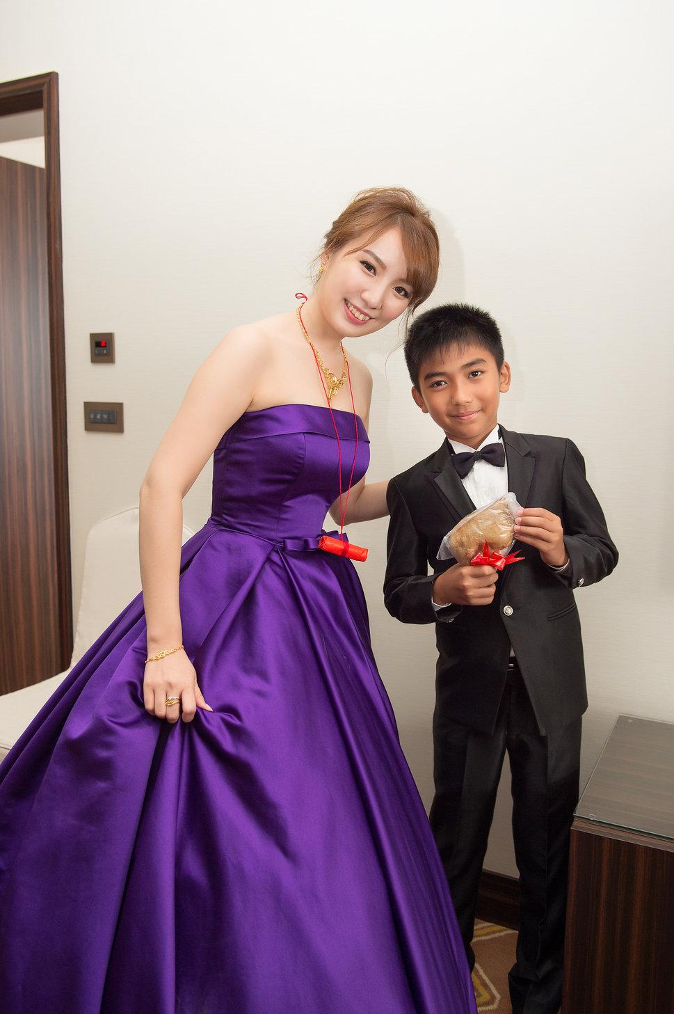 [台北婚攝] 文訂迎娶儀式_台北圓山大飯店(編號:431829) - LoveStoryAllen IMAGE - 結婚吧一站式婚禮服務平台
