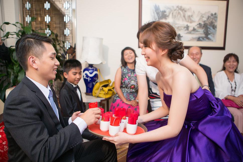 [台北婚攝] 文訂迎娶儀式_台北圓山大飯店_(編號:431841) - LoveStoryAllen IMAGE - 結婚吧一站式婚禮服務平台