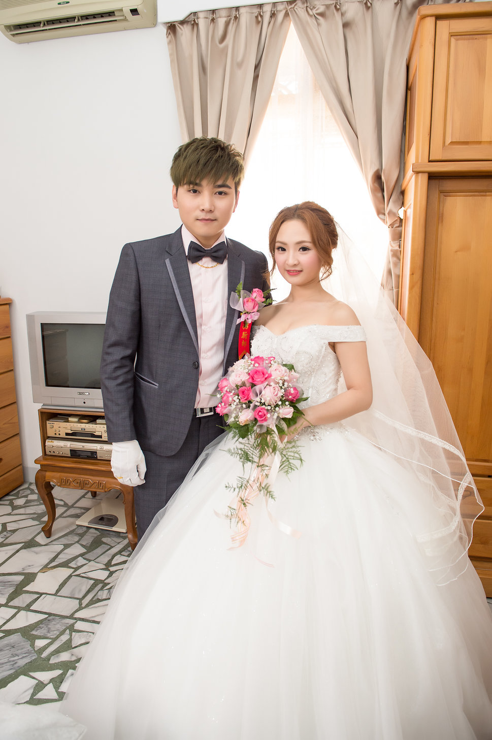 [台北婚攝] 訂婚迎娶儀式@雙岩龍鳳城(編號:432300) - LoveStoryAllen IMAGE - 結婚吧一站式婚禮服務平台