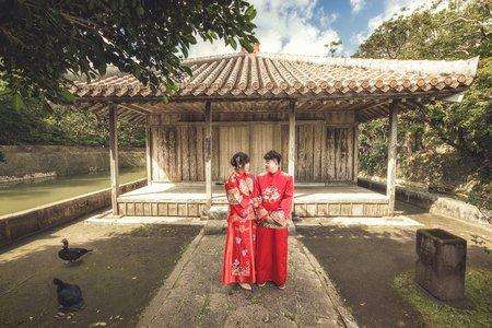 Pre weddongs  陽陽&嚕嚕 沖繩海外婚紗