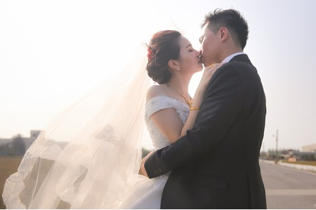 Oct 30,2016 茂傑&意茹  彰化大中華國際美食館