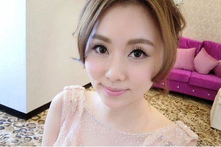 新娘秘書整體彩妝造型