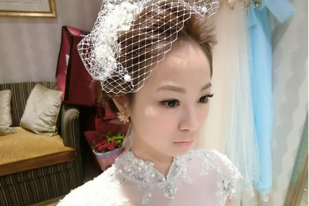婚禮現場造型(三)