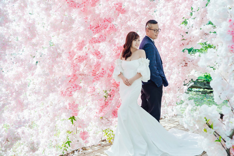 莉米雅手工婚紗攝影工作室