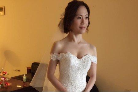 凱西公主~HC婚紗~葳格飯店