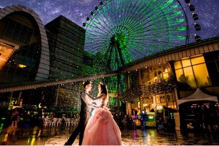 漾。時尚婚禮-台北、新北、桃園