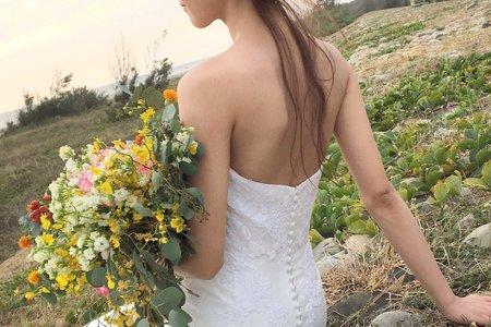 美拉 婚紗造型作品
