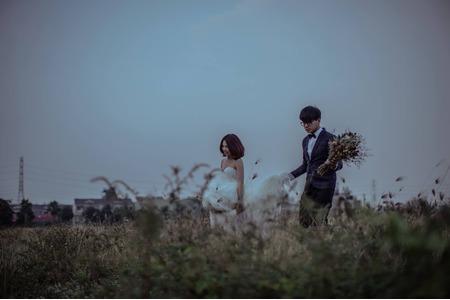 〔隱室攝影工作室〕自助婚紗