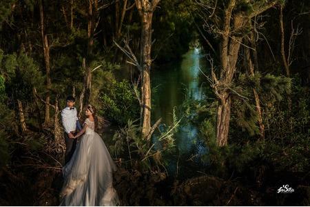 〔隱室攝影工作室〕台南自助婚紗