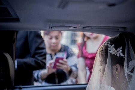 婚禮攝影 (宗旻&優璇) 嘉賀會館