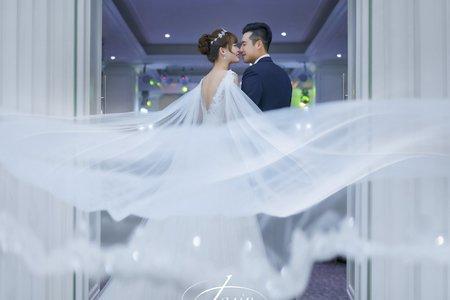 Jasin藝術影像 /  桃園花田盛事 / 證婚晚宴